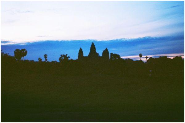 Sunrise, Angkor Wat 3