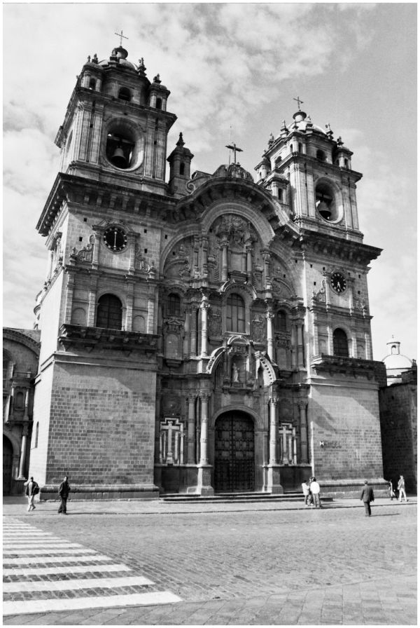 Cusco Church, Peru