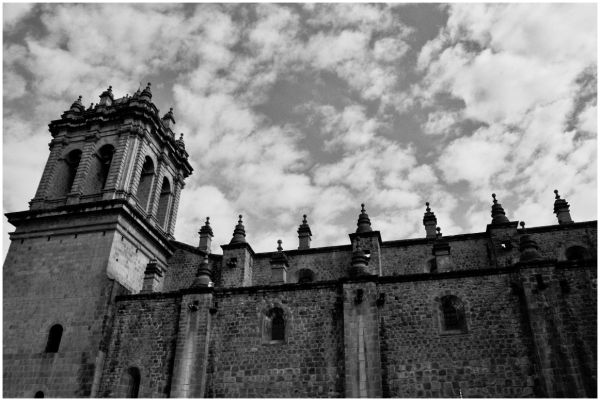 Cathedral, Cusco