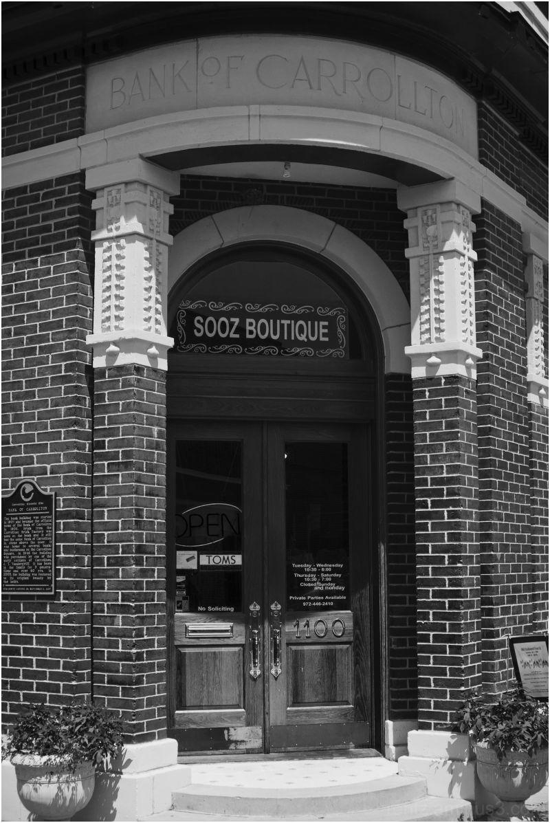 Bank Boutique