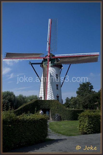 wind mill Eben Haëzer - Spui