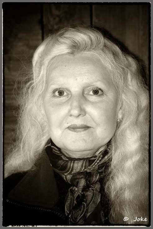 a Russian woman