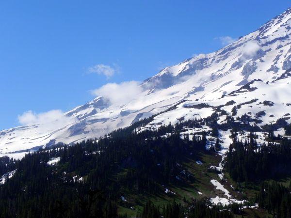 Mt.Rainier, Seattle