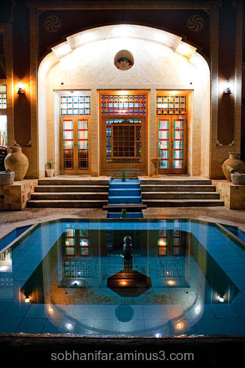 yazd/Moshirol mamalek Hotel