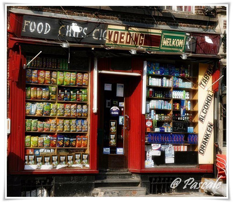shop , Gent , food
