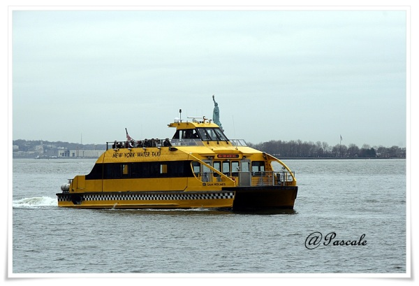 NY,Hudson River,watertaxi