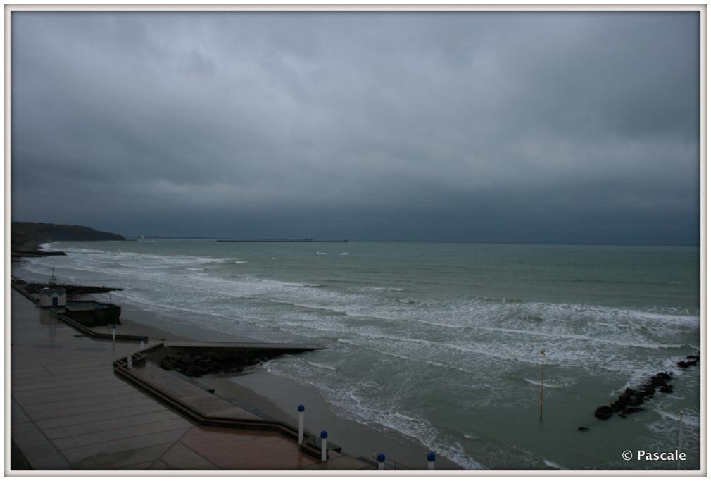 sea , France , côte d'opale ,