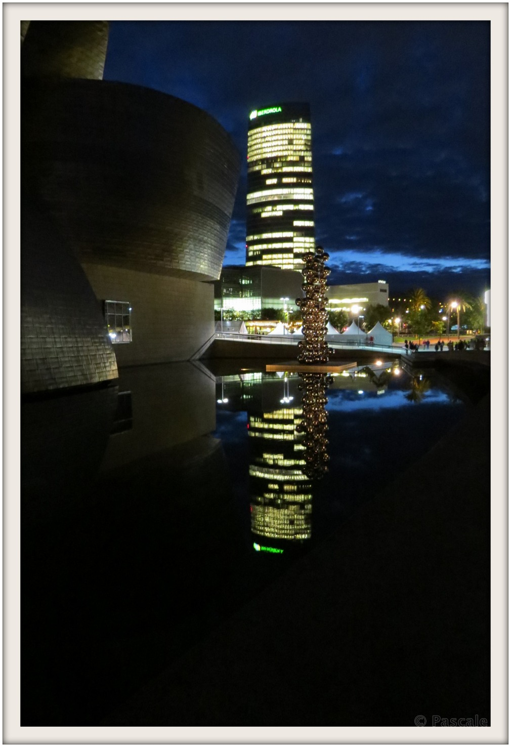 Bilbao @night