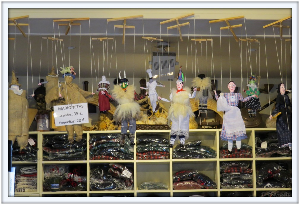 puppets on a string