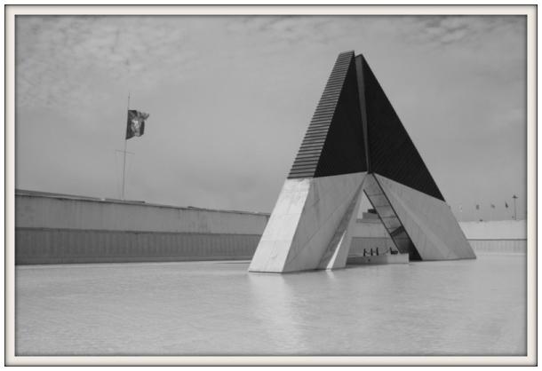 Belem Monumento Aos Combatentes Do Ultramar