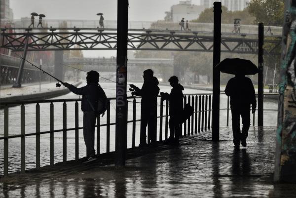 Paris pluvieux