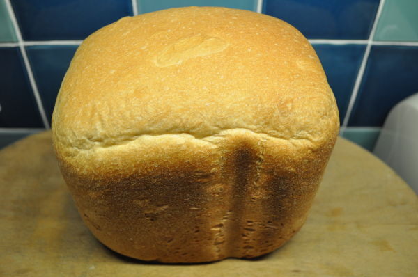 Fresh out the breadmaker