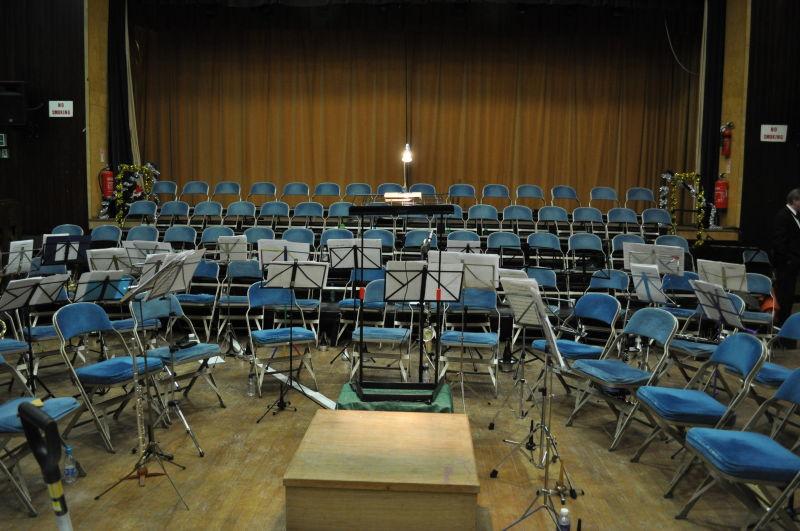 Carol Concert, Milngavie Town hall