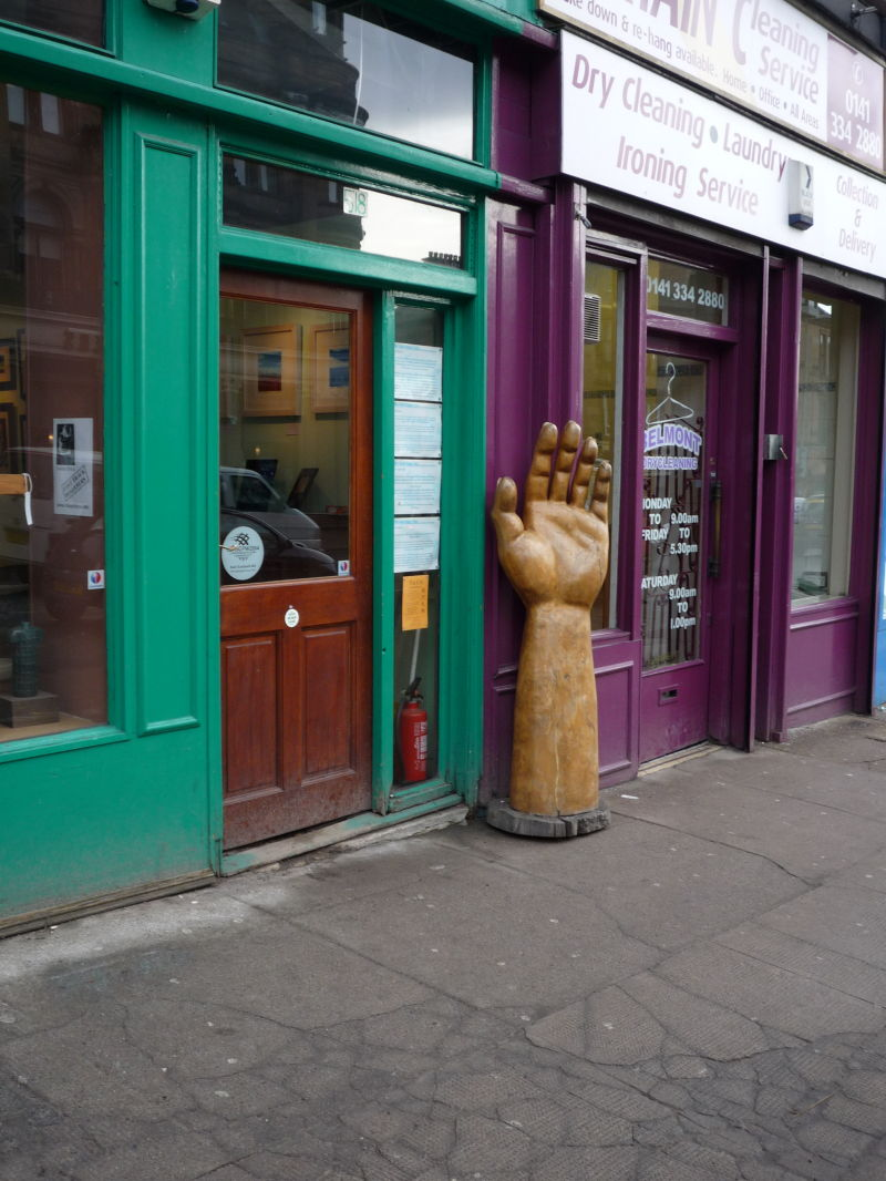 Big hand