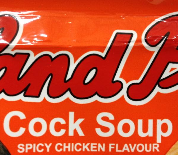 Spicy chicken flavour