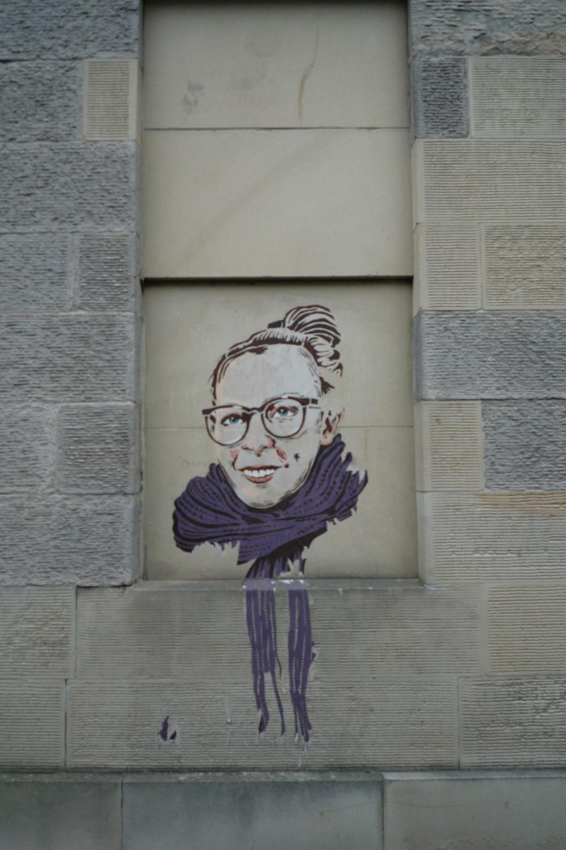 Street Art, Gayfield Square