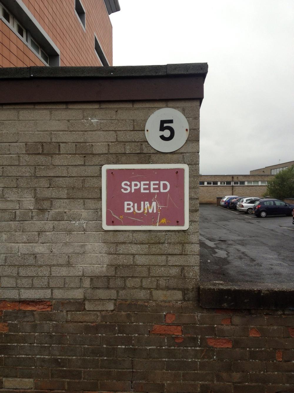 Speed Bum