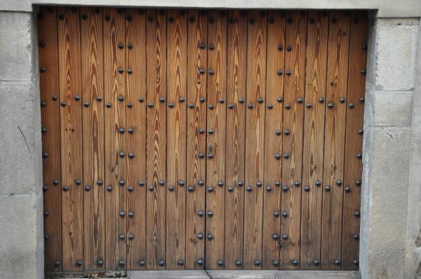 4 Fold Door.