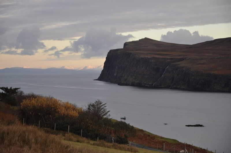 The View From Glendale, Isle of Skye