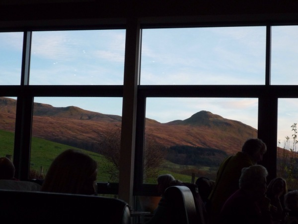 View from the Tearoom