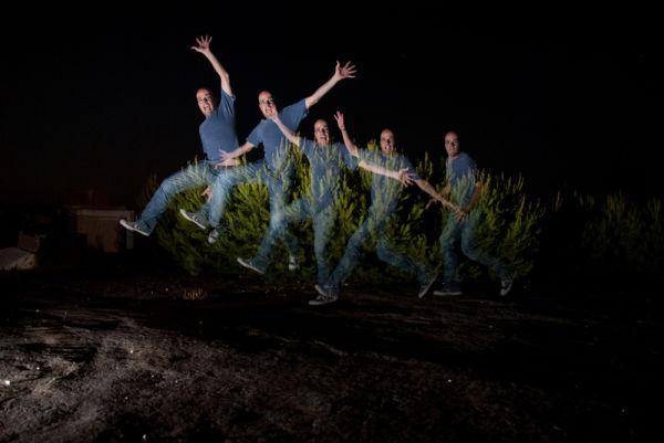 Saltando (II)