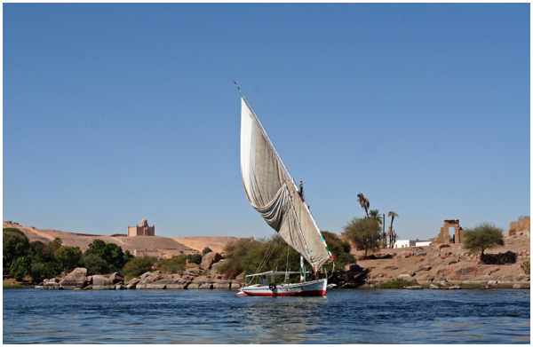 Niilusel / The Nile, 4
