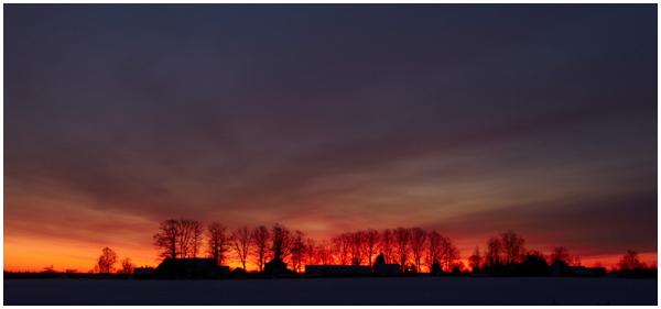 Sunrise, Väimela