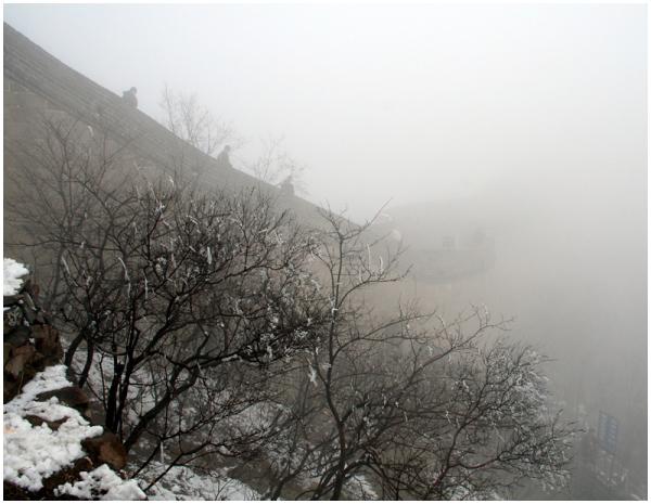 Great Wall in Badaling