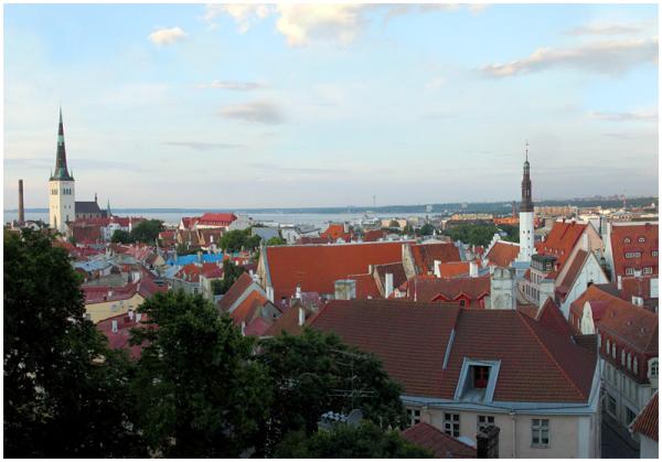 Tallinna vaade