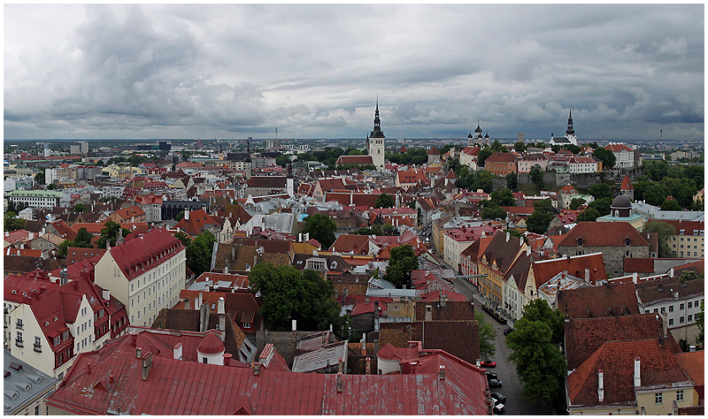 View from St. Olaf