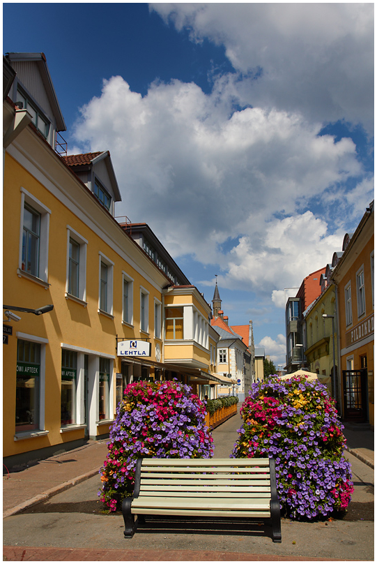 Summer in Pärnu