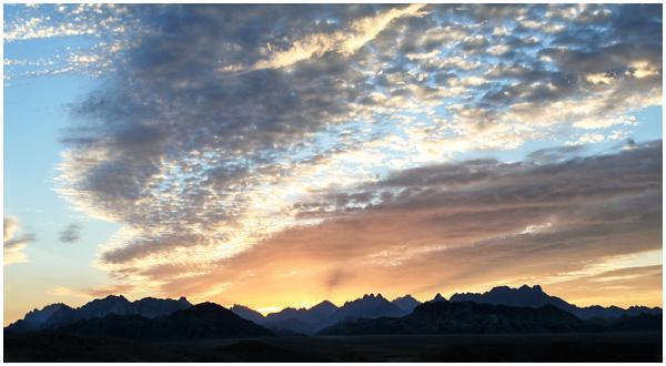 Õhtutaevas / Evening sky