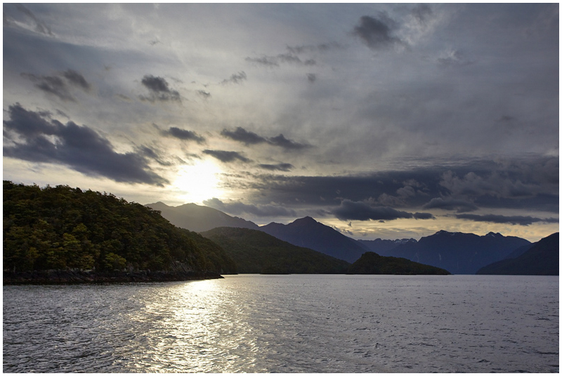 Lake Te-Anau, New Zealand