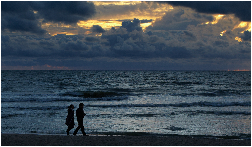 Klaipeda beach