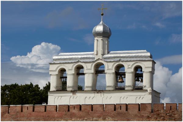 Novgorod Kremlin Bell Tower
