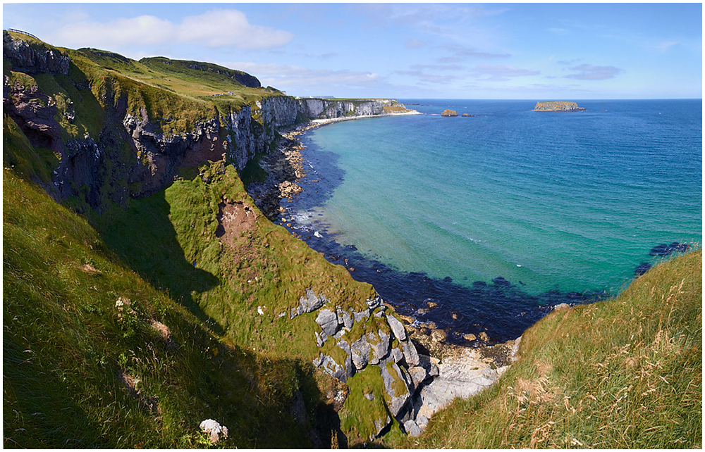 North Antrim coast, Ireland