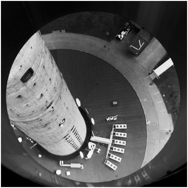 Vaade Tallinna teletornist alla