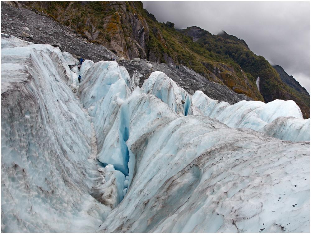 Franz Josefi liustik / Franz Josef glacier