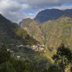 Village in Madeira
