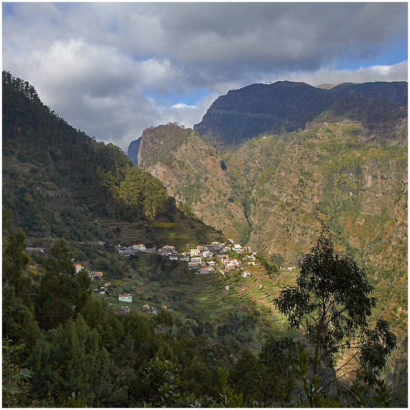 Village in Madeira