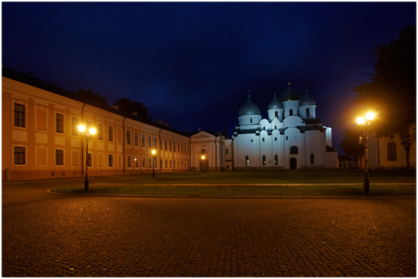 Cathedral of St Sophia, Novgorod