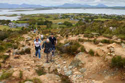 To Croagh Patrick