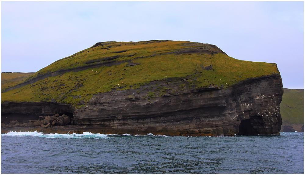 Vestmanna islands, Iceland