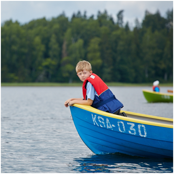 Paadisõit / Boat trip, 1