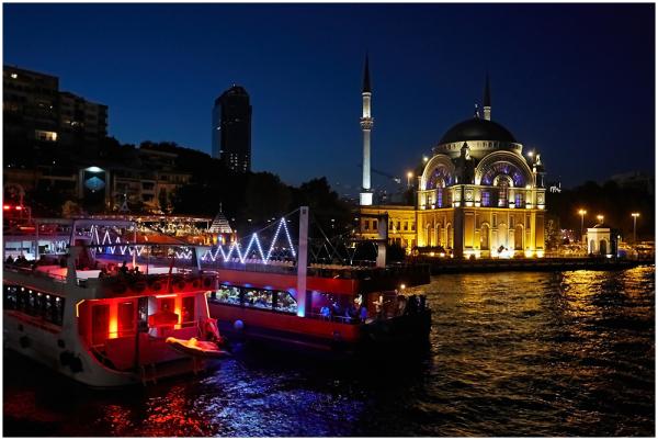 Õhtu Istanbulis / Evening in Istanbul