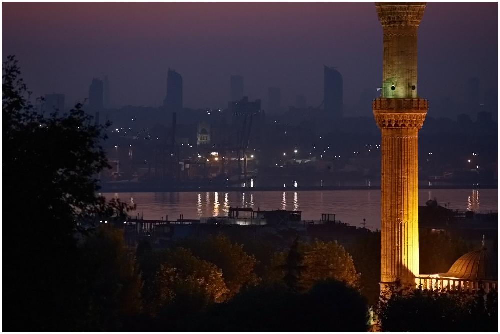 Istanbuli hommik