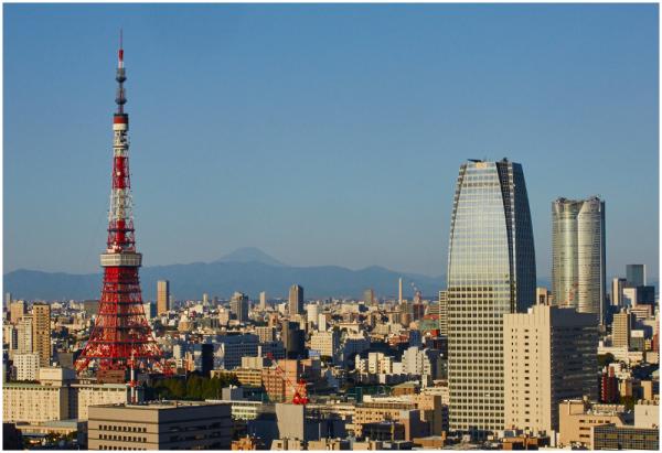 Hommik Tokyos