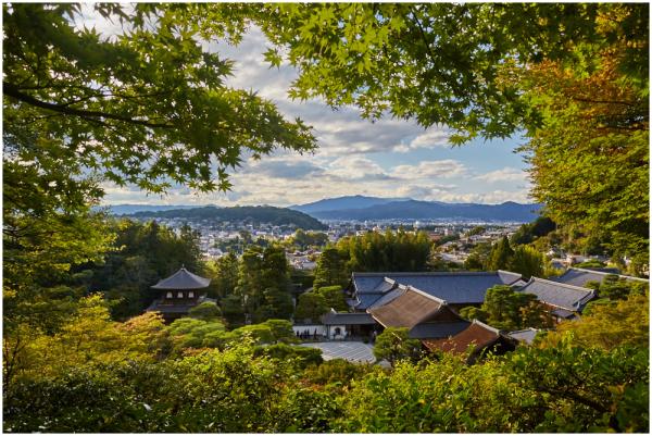 Kyoto vaade / Kyoto view