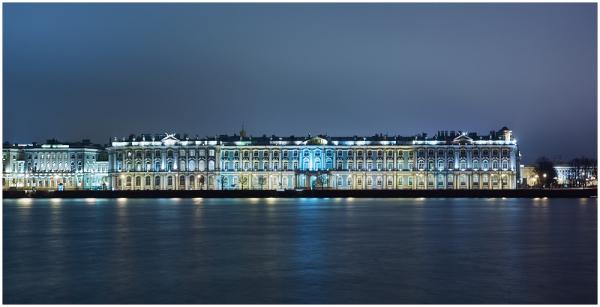 Talvepalee Peterburis