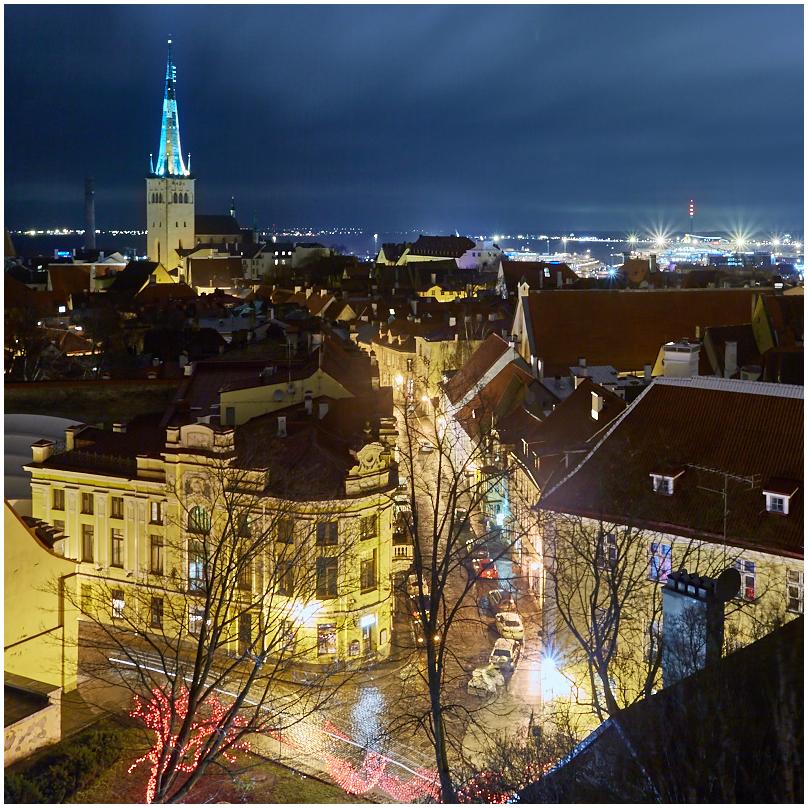 Lai tänav, Tallinn